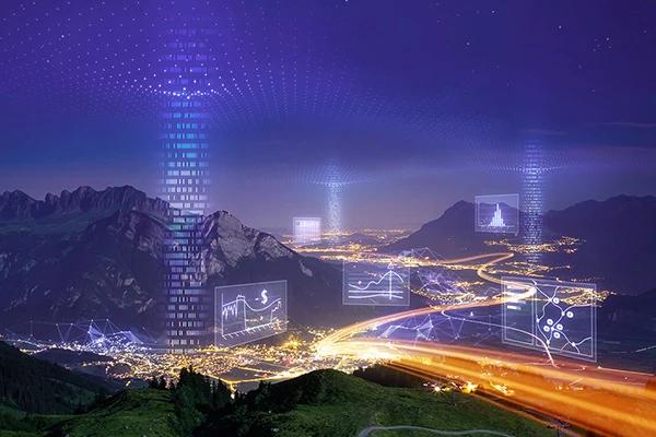 电力数据可视化技术在调度自动化体系中的应用