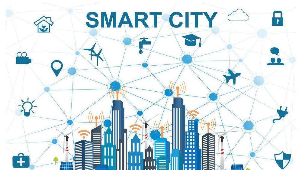 大数据可视化应用——智慧城市